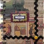 Manualidades facilisimo.com Cuaderno decorado 1